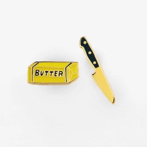 Butter & Knife Earrings