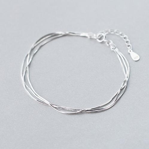 Triple Layered Bracelet - MOOII