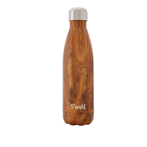 S'Well Water Bottle Wood Collection