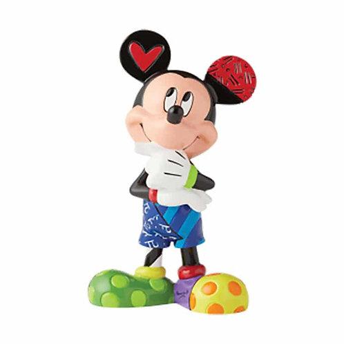 Disney by Britto – Mickey Thinking Medium Figurine