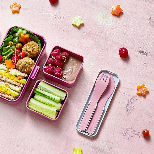 Monbento Pocket Colour Cutlery Set