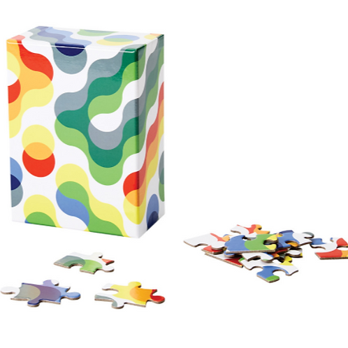 Dusen Dusen Puzzle Small Jigsaw Areaware--Arc