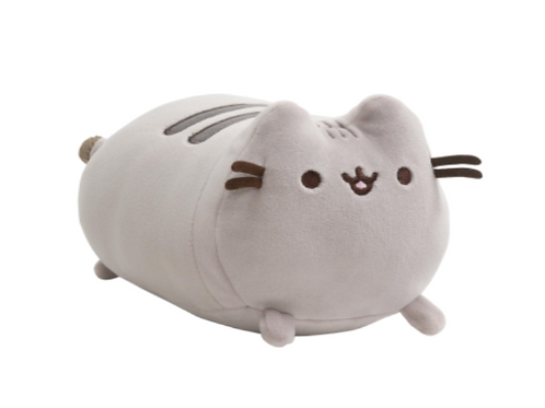 PUSHEEN: SQUISHEEN LOG 15CM