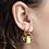 "Thumbnail: Yellow Owl Workshop Walkman & 7"" Hoop Earrings"