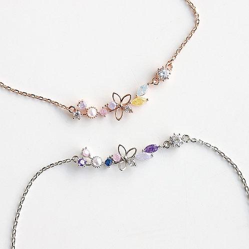 Frangipani Flower Bracelet - MOOII