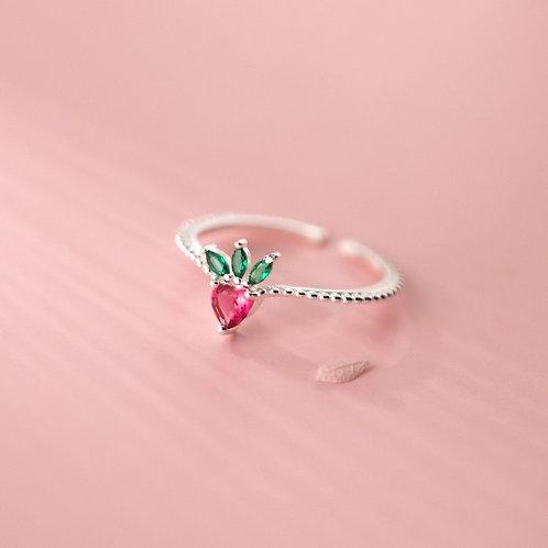 Carrot Open Ring