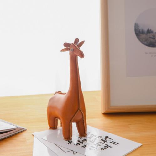 Zuny Paperweight Classic Giraffe Tan