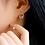 Thumbnail: Arc Garden Water Drop Earring - MOOII