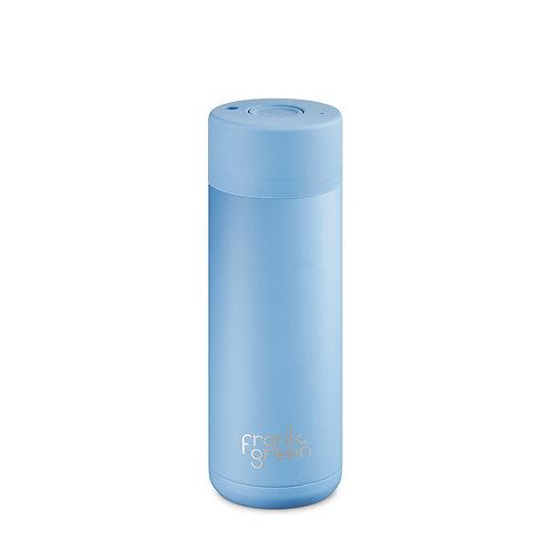 Stainless Steel Reusable Bottle 20oz Little Boy Blue Water Bottle