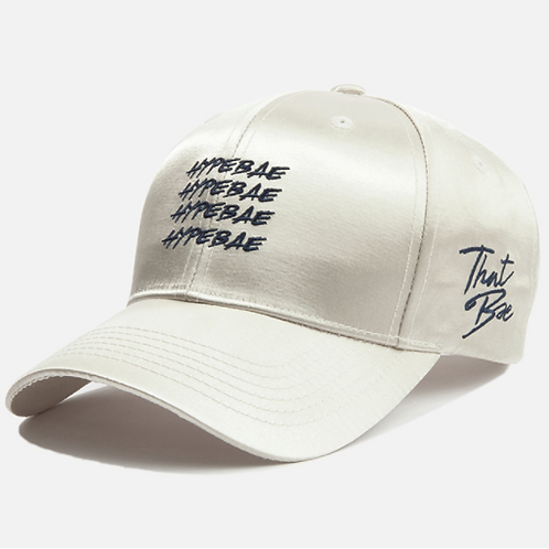 Hypebae 4 Lines Ballcap