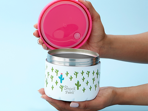 S'Nack By S'Well 710ml Insulated Food Bowl