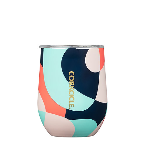 Corkcicle Mod Stemless 355ml - Shout Insulated Stainless Steel Cup