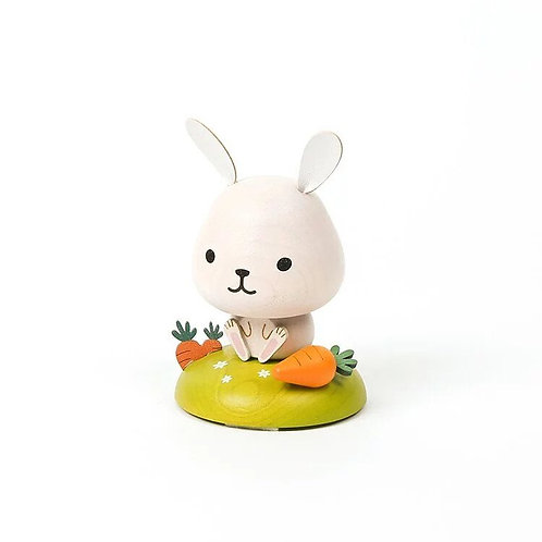 Wooderful Life Bunny Bobbler
