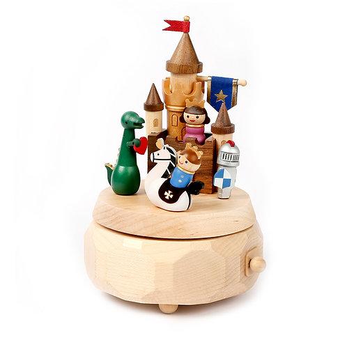 Wooderful Life Adventure Castle Music Box