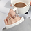 Thumbnail: Waved Line Sterling Silver Ring - MOOII