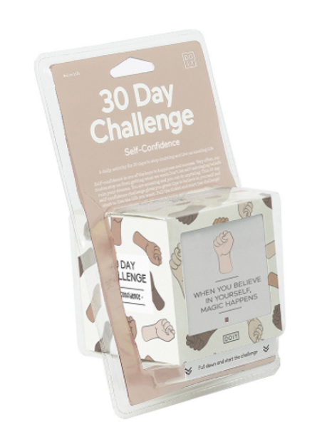 Doiy: 30 Day Challenge - Self Confidence