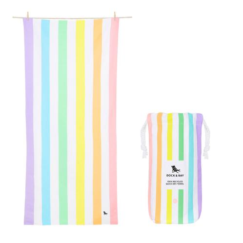Dock & Bay: Beach Towel Summer Collection Xl