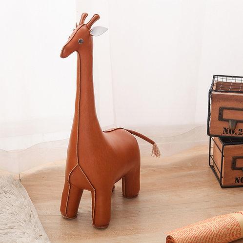Doorstop Classic Giraffe Tan