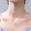 Thumbnail: Sparkle Moon Necklace - MOOII