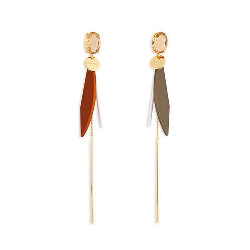 Asymmetrical Earrings - MOOII