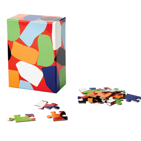 Dusen Dusen Puzzle Small Jigsaw Areaware -----Stack