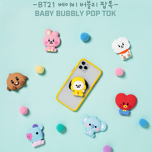 BT21 Baby Bubbley Pop Talk