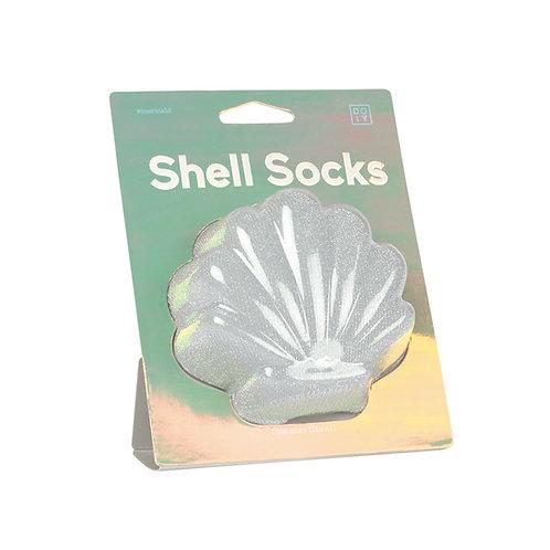 Doiy: Shell Socks
