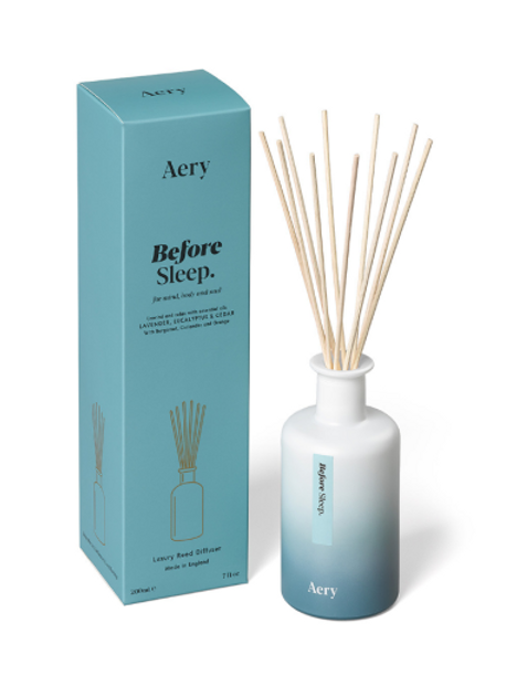 Aery Living: Aromatherapy 200ml Reed Diffuser - Before Sleep