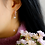Thumbnail: Butterfly Arc Water Drop Earring - MOOII