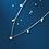 Thumbnail: CZ Star and Moon Choker Necklace - MOOII