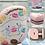 Thumbnail: Tangle Teezer Compact Styler x Cinnamoroll Sanrio
