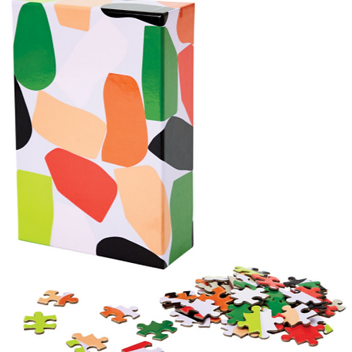 Dusen Dusen Puzzle Jigsaw Areaware-Stack