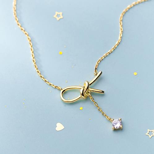 Bowline Necklace
