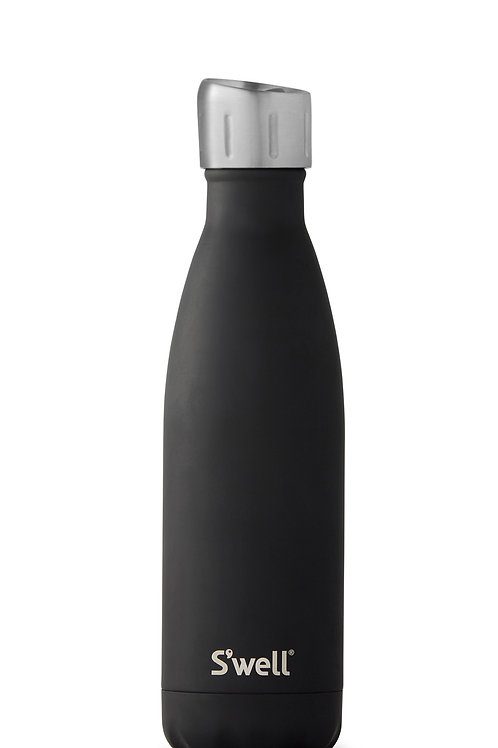 S'Well Sports Collection -500ml Solid Black