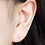 Thumbnail: Big Deeper Sterling Silver Ear Studs - MOOII