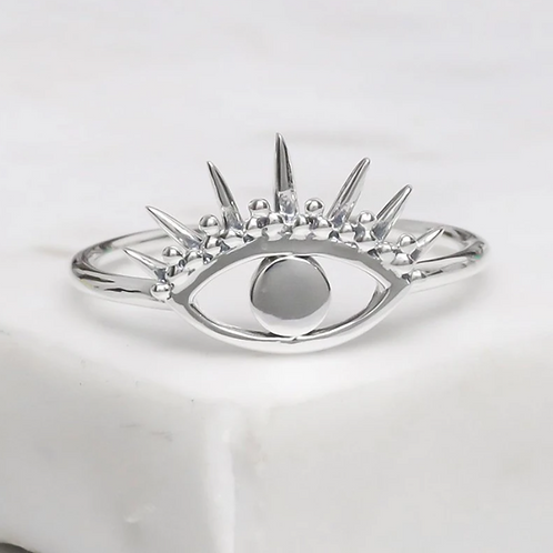 The Vision Sterling Silver Ring