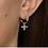 Thumbnail: Meant to Bee Sterling Silver Hoop Earrings