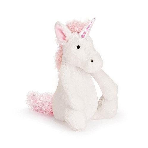Bashful Jellycat Unicorn Small
