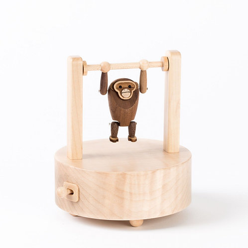 Wooderfu Life Orangutan Music Box
