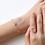 Thumbnail: Brielle Buttefly Bracelet