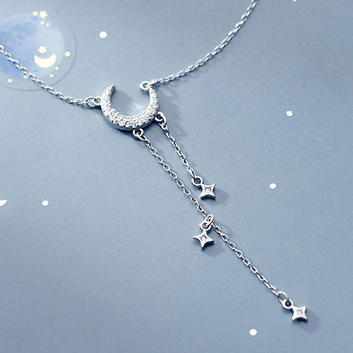 Lost in Star Necklace - MOOII