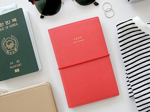Caily Passport Case