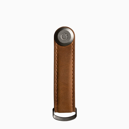 Orbitkey Crazy Horse-Chestnut Brown