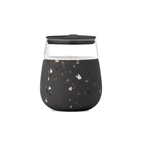 Porter: Glass Tumbler Terazzo 444ml