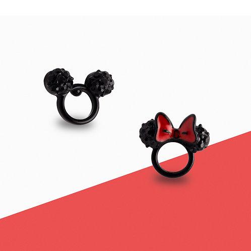 MOOII Disney Ear-Stud Minnie