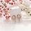 Thumbnail: MOOII Crystal Heart Wreath Earring