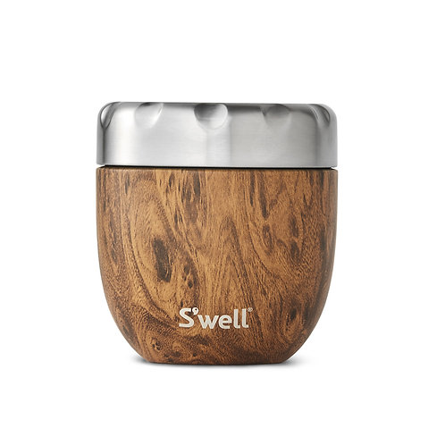 S'Well Eats Wood Collection Insulated Food Container 630ml