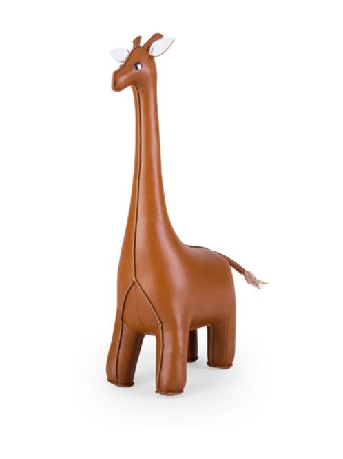 Zuny Bookend Classic Giraffe Tan