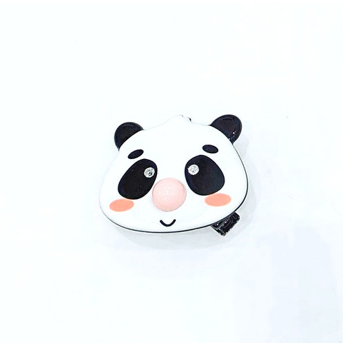 MOOII Resin Hair Clip Panda