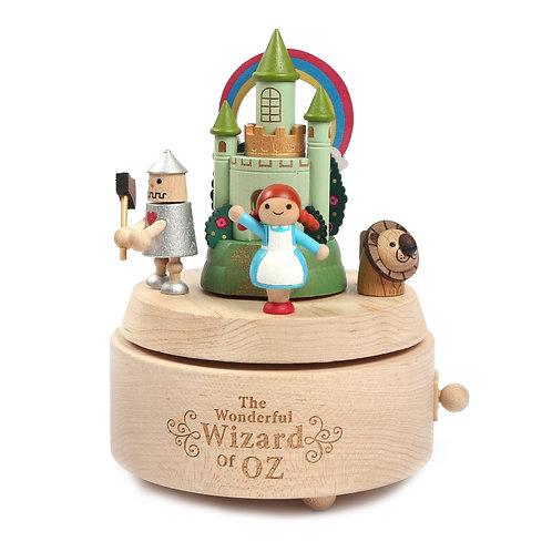 Wooderful Life The Wonderful Wizard of OZ Music Box
